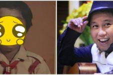 10 Potret transformasi Narji, paras masa kecilnya curi perhatian
