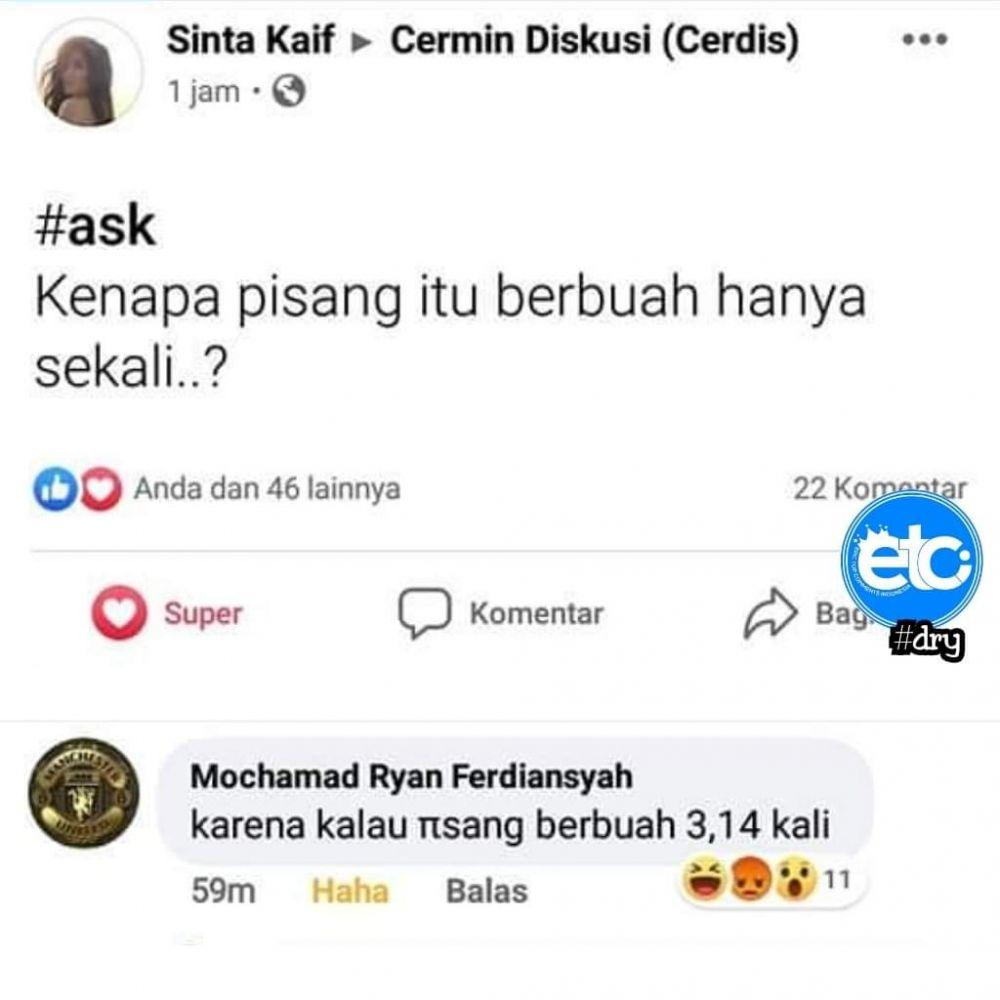 Jawaban permasalahan netizen Twitter