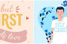 40 Kata-kata motivasi mencintai diri sendiri, bikin makin PD