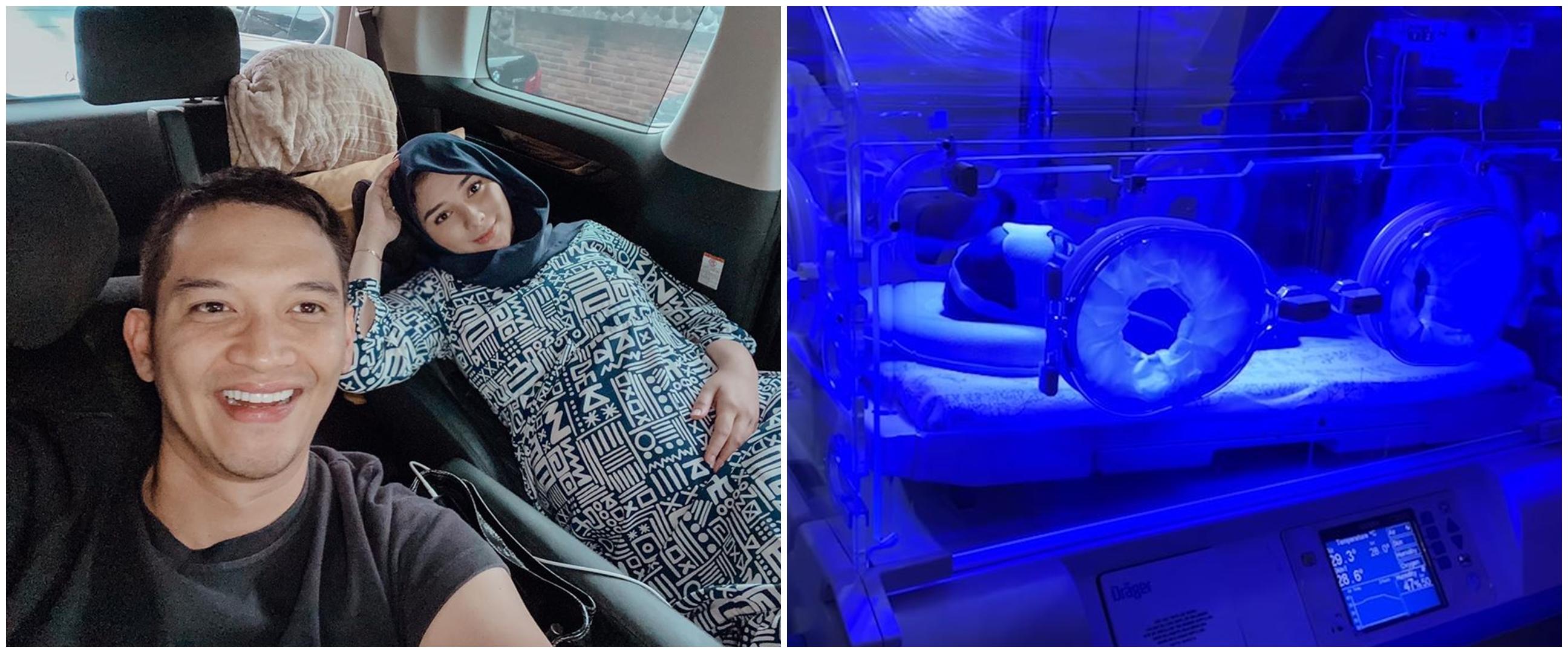 Dua hari dirawat di rumah sakit, begini kondisi bayi Citra Kirana