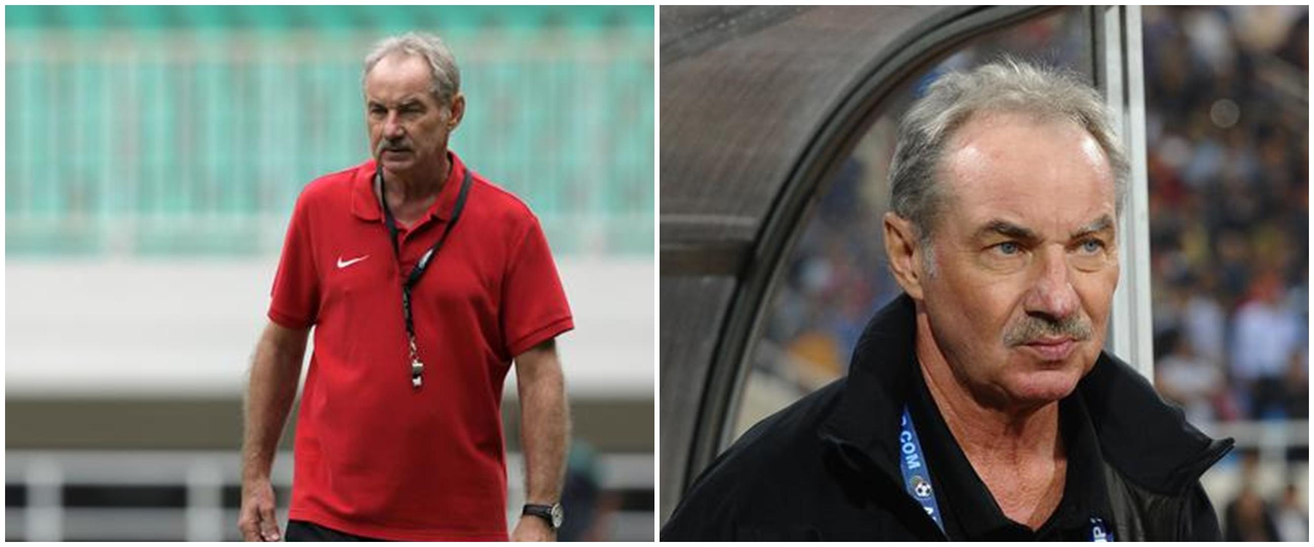 5 Fakta meninggalnya Alfred Riedl, mantan pelatih Timnas Indonesia