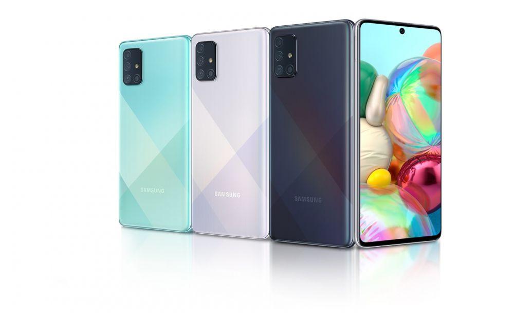 Harga HP Samsung Galaxy A © 2020 brilio.net