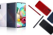 Harga HP Samsung Galaxy A terbaru 2020 lengkap dengan spesifikasinya