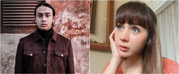 Beradu akting, 8 potret Dimaz Andrean & Raquel Katie bikin baper