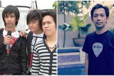 Beda potret 13 vokalis band Tanah Air di awal karier vs kini