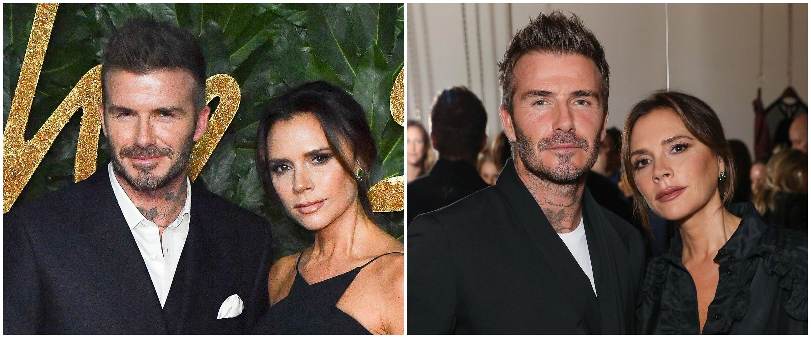 David Beckham dan istri positif Covid-19 usai pesta di Los Angeles