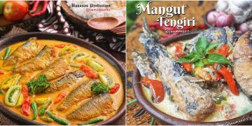 10 Resep mangut ikan, enak, sederhana dan mudah dibuat