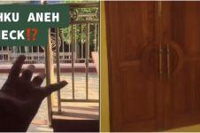 Viral rumah dengan pintu mengambang, ini penjelasannya