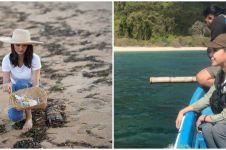 Cerita 10 seleb jadi aktivis lingkungan, ada yang diet kantong plastik