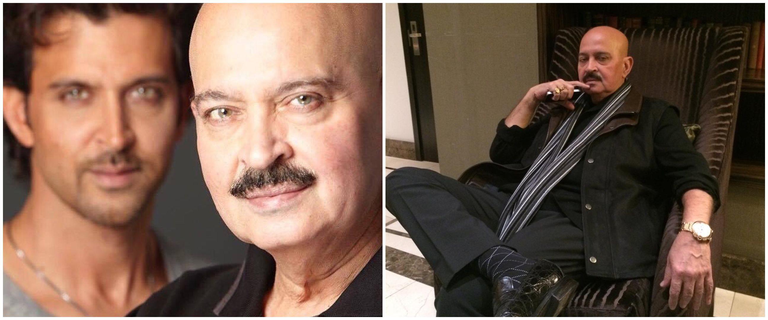 10 Potret ayah Hrithik Roshan, produser film dan aktor Bollywood 70-an