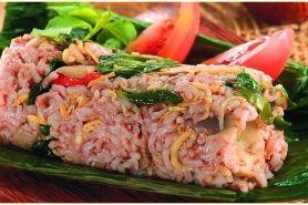 10 Resep kreasi olahan nasi merah, sederhana, enak dan menyehatkan