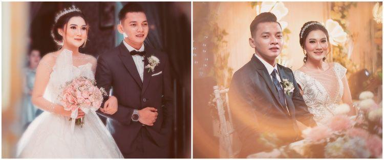 5 Fakta perjalanan cinta Nella Kharisma dan Dory Harsa hingga menikah