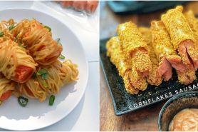 10 Resep camilan sosis enak, mudah dibuat dan menggugah selera