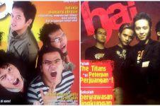 Potret 20 band Tanah Air di majalah lawas, bikin nostalgia