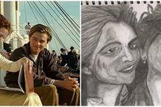 10 Editan adegan Rose 'Titanic' baca buku Jack, kocak