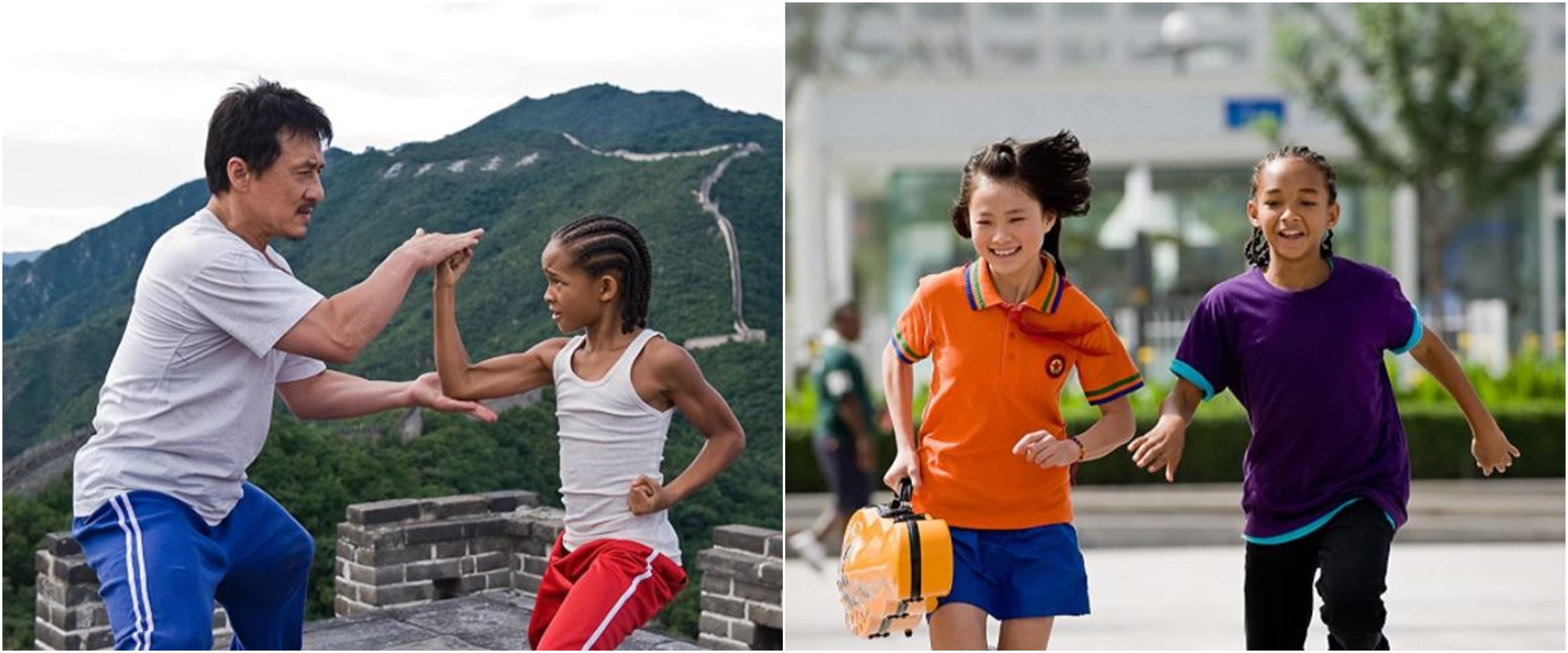 10 Tahun berlalu, begini kabar terbaru 7 pemain film Karate Kid