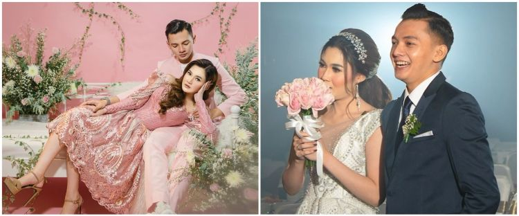 10 Potret prewedding Nella Kharisma & Dory Harsa, romantis abis
