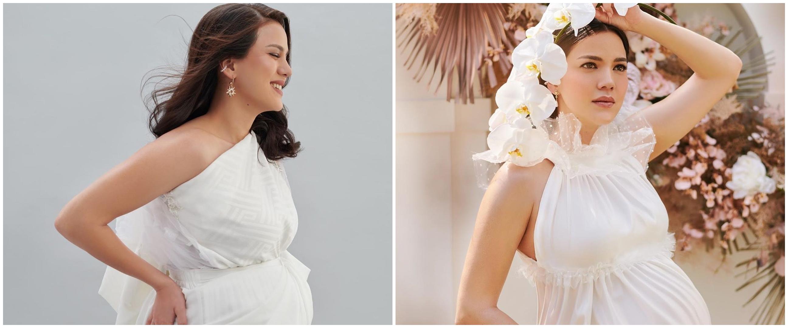 6 Potret Alice Norin melahirkan anak kedua di tanggal cantik