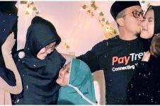 5 Momen ultah pernikahan Ustaz Yusuf Mansur, konsepnya curi perhatian