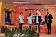 Keseruan ajang virtual BRI Pesta Rakyat 2020, bagi-bagi ratusan mobil