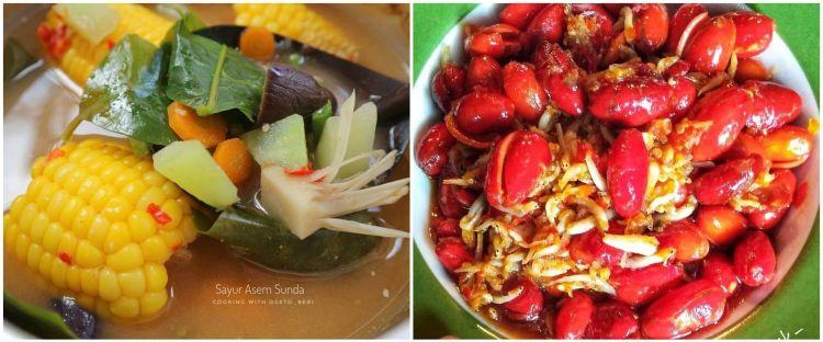 10 Resep olahan daun dan buah melinjo, cocok untuk menu makan siang