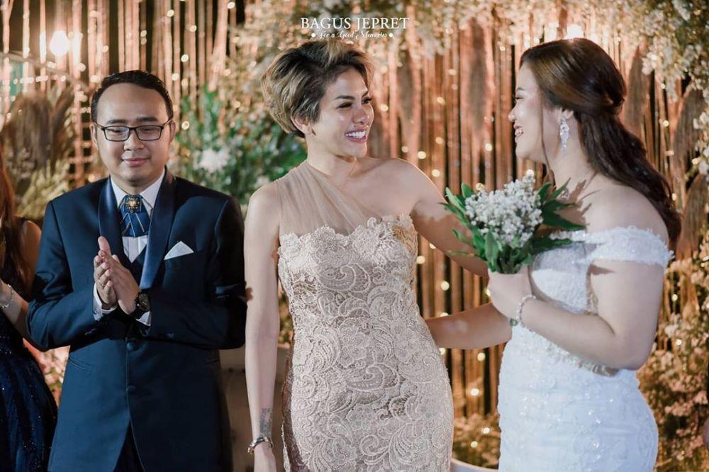 momen nikita mirzani nikahkan pasangan Instagram