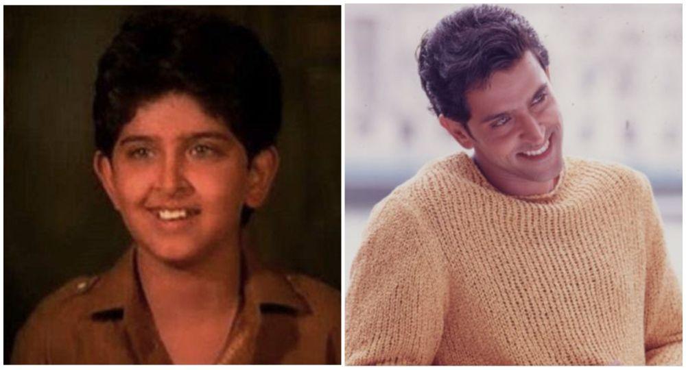 masa kecil pemain film Kabhi Kushi Kabhi Gham berbagai sumber