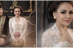 8 Potret Atta Halilintar dan Aurel Hermansyah ini bak pengantin Jawa