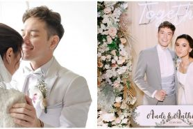 12 Potret bahagia pernikahan Audi Marissa dan Anthony Xie