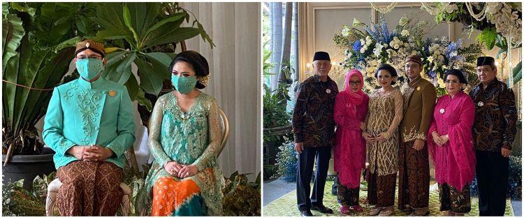 10 Potret mitoni 7 bulanan istri Danny Rukmana, putra Tutut Soeharto