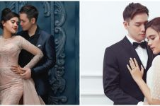 11 Pemotretan Audi Marissa & Anthony Xie, prewed-nya curi perhatian