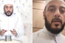 Kronologi penusukan Syekh Ali Jaber oleh orang tak dikenal di Lampung