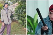 Biasa tampil anggun, ini 10 potret Alyssa Soebandono bergaya tomboi