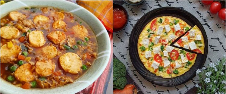 10 Resep olahan tofu, lembut, enak dan mudah dibuat