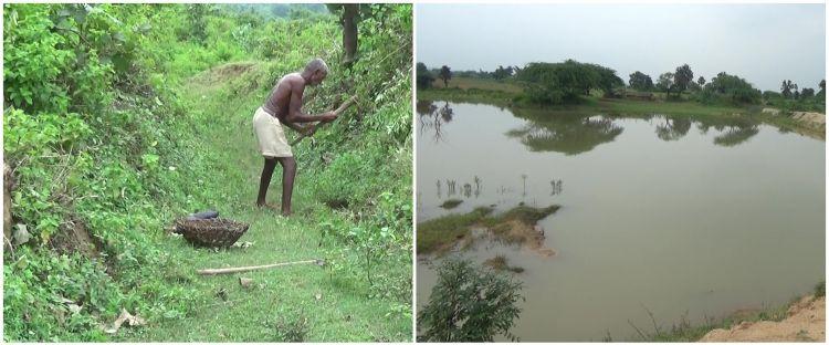 Kisah pria lansia buat kanal sendiri selama 30 tahun demi desanya