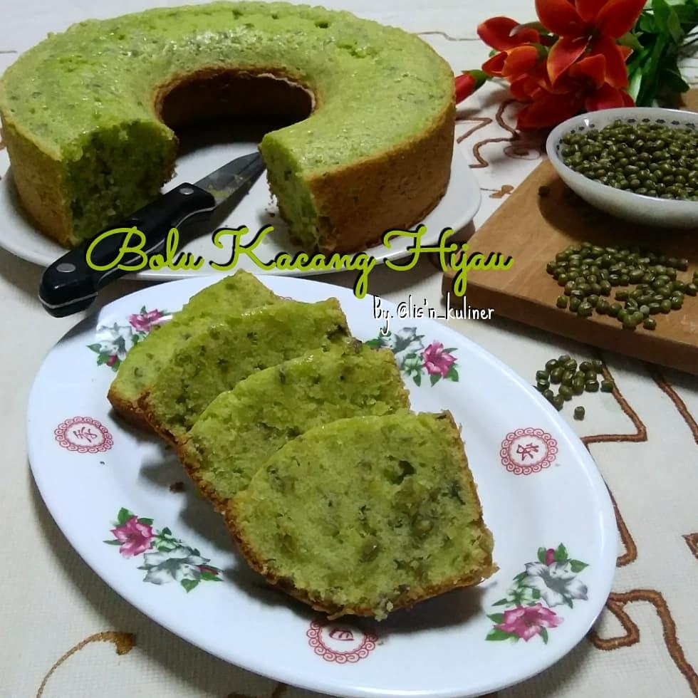 Resep camilan kacang hijau berbagai sumber