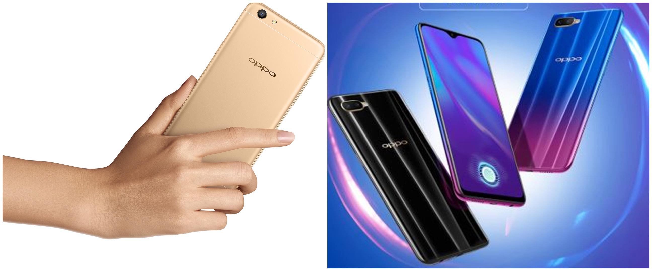 10 HP Oppo RAM 4 GB harga Rp 1 jutaan, spesifikasi andal