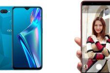 15 HP Oppo RAM 4GB termurah harga Rp 1-2 jutaan, spesifikasi andal