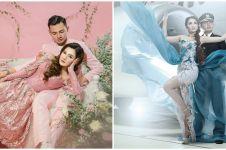 Gaya prewedding 8 pedangdut Tanah Air, romantis abis