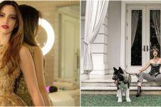 Anak beri nama belakang 'Bakrie' untuk anjing, Nia Ramadhani kaget