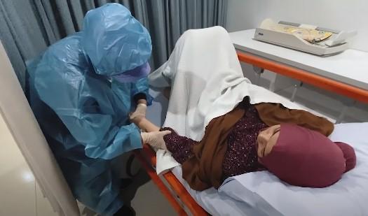 Citra Kirana masuk Rumah Sakit © 2020 brilio.net