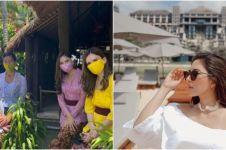 8 Potret Jessica Mila pakai kebaya Bali, makin memesona