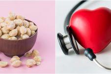 10 Manfaat kemiri untuk kesehatan, menjaga sistem pencernaan