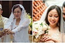 Penampilan 6 chef Tanah Air saat menikah, auranya terpancar
