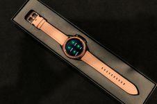 Jam pintar ini punya full fitur kebugaran, pantau kesehatan tiap saat