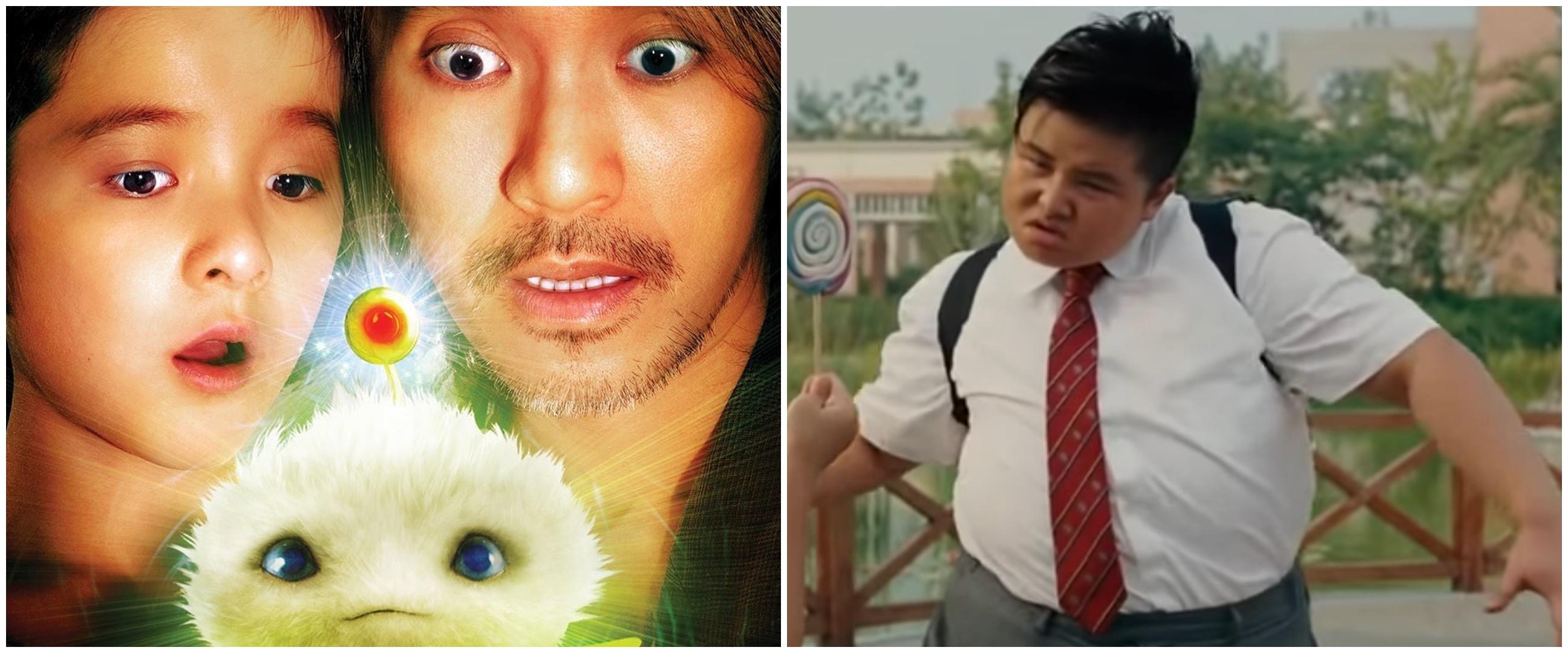 12 tahun berlalu, ini potret dulu vs kini 9 pemain film CJ7