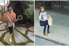 10 Potret pejalan kaki di Google Maps, absurd banget