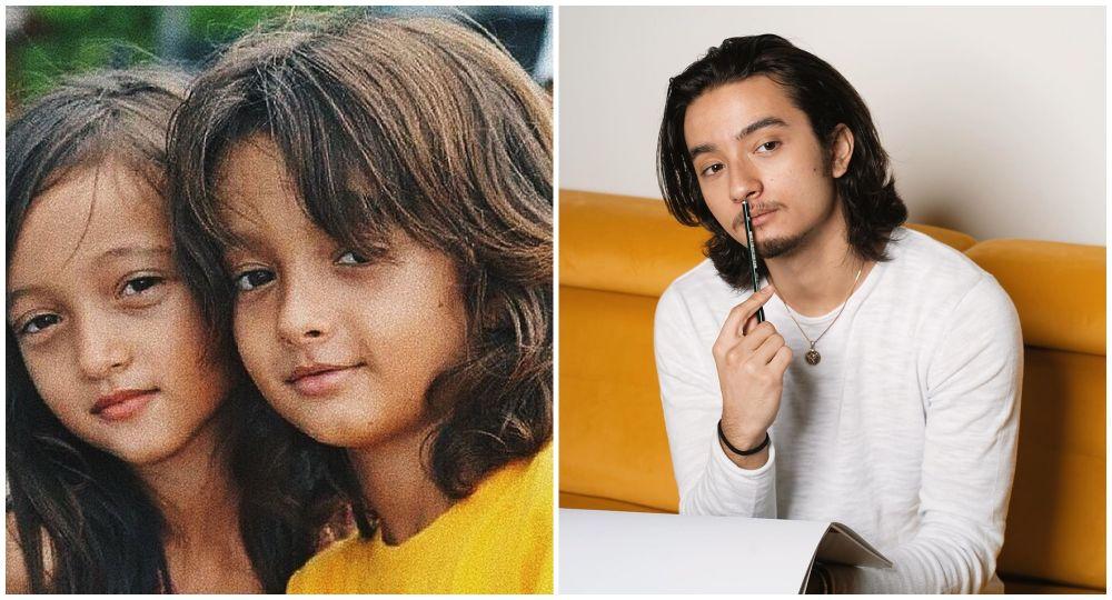Potret masa kecil aktor Tanah Air berbagai sumber
