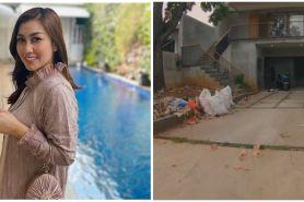 10 Penampakan rumah baru Nisya Ahmad, mewah dan luas