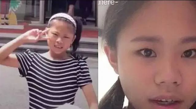 gadis jadi boneka Weibo